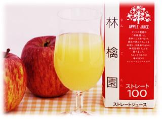 林檎園ジュース|株式会社中村醸...